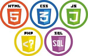 Programação em html,css,js e php